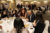 Rektör Çufalı, Öğrencilerle Kahvaltıda Buluştu