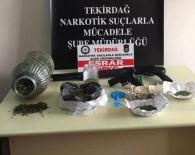 Tekirdağ'da 1 Buçuk Kilo Uyuşturucu Ele Geçirildi Açıklaması 4 Gözaltı