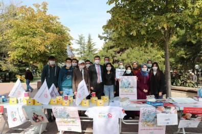 Vali Ve Belediye Başkanı Maske Taktı LÖSEV'e Destek Oldu