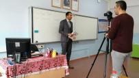 Yozgat'ta İki Öğretmen Meslektaşlarının Gördüğü Şiddete 'Hayır' Demek İçin Kısa Film Çekti