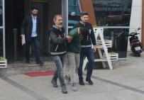 2 Günde 250 Bin TL'lik Vurgun Yapan Sahte Polis, Şantiyede Çalışırken Yakalandı