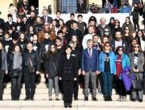 Adana Anadolu Liseliler Eğitim Vakfı Anıtkabir'de