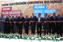 Adana Tarım Fuarı Açıldı