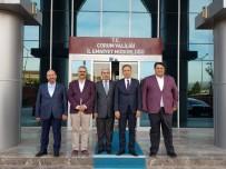 AK Parti'den Uzunoğlu Ve Gülser'e Ziyaret