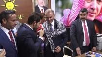 MEHMET YALÇıNKAYA - AK Partili Kandemir Ve Dağ, Sınır Hattında Ziyaretlerde Bulundu