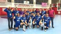 OLYMPIAKOS - Anadolu Üniversitesi Hentbol Takımı Yoluna Namağlup Devam Ediyor