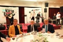 Başkan Akgün, TÜYAP Kitap Fuarına Katıldı