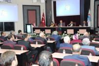 STRAZBURG - Başkan Palancıoğlu, Meclis Üyelerine Avrupa Konseyi'ni Anlattı