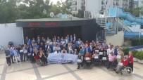 Burhaniye'de TSD Şube Başkanı Vardar Antalya Da Toplantıya Katıldı