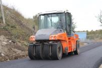 MECIDIYE - Büyükşehir Belediyesi Ekipleri Asfalt Çalışmalarını Sürdürüyor