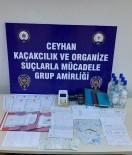Ceyhan'da Tefecilik Operasyonunda 1 Gözaltı