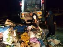 Çöpe Attığı 10 Bin Lirayı Dedektif Gibi İz Sürerek Buldu