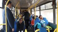 MEHMET GÜNEŞ - Derebucak'ta Öğrenci Servisleri Denetlendi