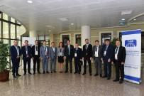 Dündar, Makedonya Belediye Başkanlarını Ağırladı