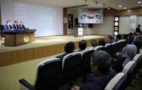 Elazığ'da 'İpek Böcekçiliği' Bilgilendirme Toplantısı