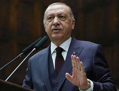 Erdoğan'dan Bülent Arınç'a KHK tepkisi