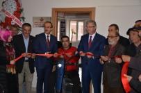 Fatsa'da Şehit Aileleri İrtibat Bürosu Açıldı