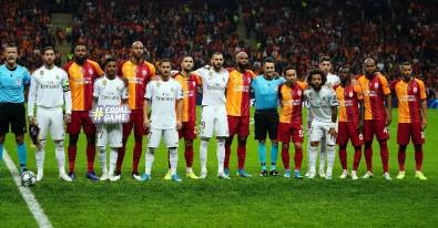 G.Saray ile Real Madrid 9. randevuda