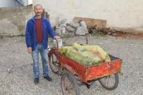 Giresunlu Hurdacı Çöpte Bulduğu Altın Dolu Poşeti Polise Teslim Etti