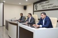 KALDIRIMLAR - Haliliye Belediye Meclis Toplantısı Gerçekleşti