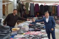 Havza Belediyesinden Esnafa Çöp Poşeti