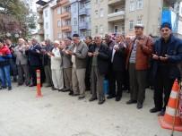 Hisarcık'ta 40 Kişilik Umre Kafilesi Dualarla Uğurlandı