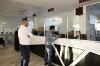 NECATTIN DEMIRTAŞ - İlkadım'da Emlak Vergilerinin 2. Taksit Ödemeleri Başladı