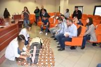 İzmit Belediyesi Personeline İlk Yardım Eğitimi