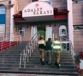 HARMANLı - Jandarma Kablo Hırsızını Yakaladı