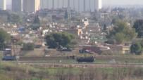 Kamışlı'da Devriye Atan Rejim Askerleri Görüntülendi