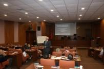 HASAN ALİ YÜCEL - Kartal Belediyesi Personeline İmar Mevzuatı Eğitimi