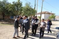 Kaymakam Abbasoğlu Köy Ziyaretlerine Aralıksız Devam Ediyor