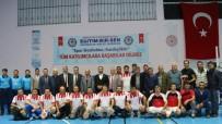 Kütahya'da 24 Kasım Öğretmenler Günü Voleybol Turnuvası