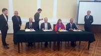 Odessa TSO İle Ticari İş Birliği Protokolü İmzalandı
