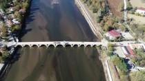 'Pastırma Sıcakları' Nehirlerin Su Seviyelerini Olumsuz Etkiledi