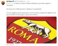 MARIO BALOTELLI - Roma'dan Balotelli'ye Destek