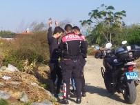 YUNUS TİMLERİ - Samandağ'da Polisten Okul Çevresinde Denetim