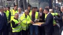 MEHMET ELLIBEŞ - 'Sanayi Kenti'nde Tramvay Hattı Uzatılıyor
