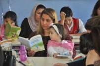 KASıRGA - Şırnak'ta Anneler, Çocukları İle Birlikte Kitap Okuyor