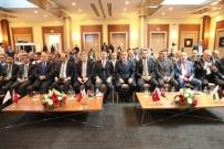 DıŞ EKONOMIK İLIŞKILER KURULU - Türkiye-Ürdün Ekonomi İş Birliği Programı Gerçekleşti