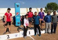 YUNUSEMRE - Yunusemreli Atletlerden Büyük Başarı