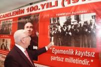 100. Yıl Cumhuriyet Tır'ı Ergene'de