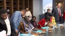 Afrikalı Gazeteciler Maarif Vakfı Ve SETA'yı Ziyaret Etti