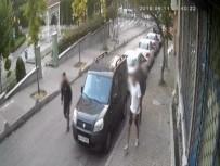 Bağcılar'da Bir Garip Hırsızlık Kamerada