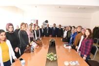 Başkan Asya'dan Mehmet Akif Ersoy İlkokuluna Ziyaret