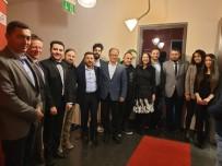 Belediye Başkanı Arı, Neuss'ta Türk-Alman Dostluk Gecesine Katıldı