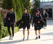AHMET NUR ÇEBİ - Beşiktaş, Portekiz'e Gitti