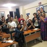 Burhaniye'de İşaret Dili Kursu İlgi Gördü