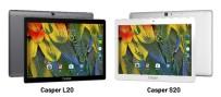 Casper'dan İki Yeni Tablet