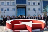 İSTİŞARE TOPLANTISI - Çat Belediyesi'nde Yerel Yönetim Buluşması